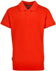 Poloshirt mit Label-Patch