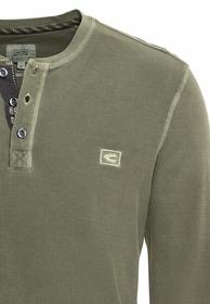 Langarm Sweatshirt aus Organic Cotton