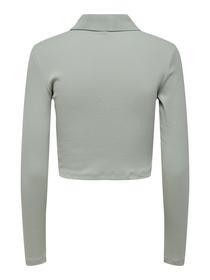 Cropped Poloshirt LUMA L/S KENYA