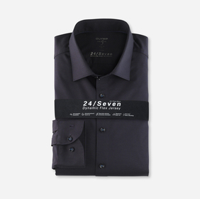 "Herren Jersey Hemd ""Level 5"" 24/Seven Body Fit"
