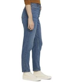 Mom Fit Jeans mit Bio-Baumwolle