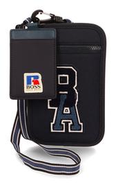 "Brustbeutel ""Badge_RA"" aus recyceltem Nylon mit exklusivem Logo"
