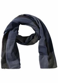 Leichter Doubleface Schal aus Organic Cotton
