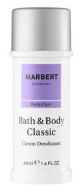 """Bath & Body Classic"" Deocreme 40 ml"