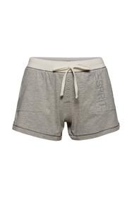 Pyjama-Shorts mit Bio-Baumwolle