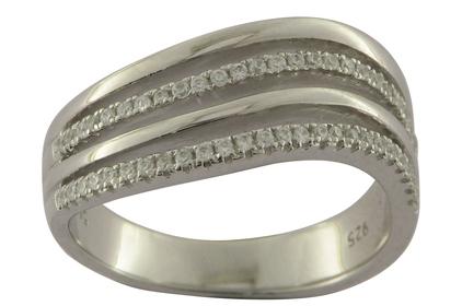 """Ring """"SR150750CZ1"""""""