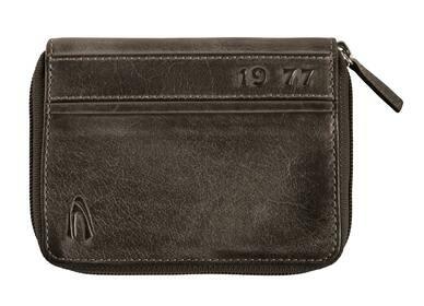 Melbourne Zip around wallet, brown