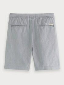 """Shorts aus Bio-Baumwoll-Leinenmischung """"Fave"""""""