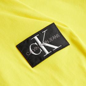Badge-T-Shirt aus Bio-Baumwolle