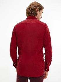 Slim Flex Corduroy Shirt