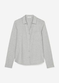 Jersey blouse