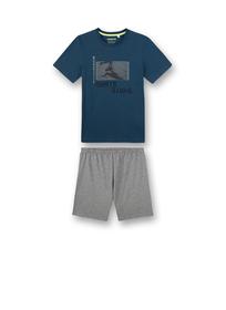 Kurzer Schlafanzug