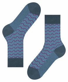 Socken Colour Waves