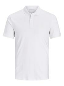 JJEJERSEY CHEST LOGO POLO SS NOOS