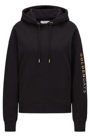 Kapuzen-Sweatshirt aus Bio-Baumwolle