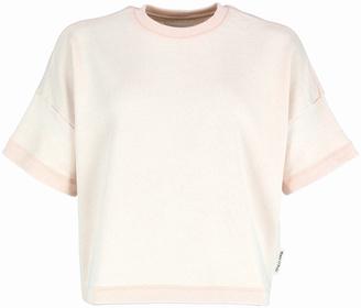 Kurzarm-Sweatshirt aus Organic Cotton
