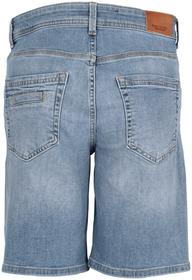 Jeans-Shorts THEDA boyfriend mid waist