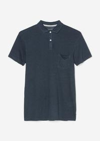 Polo, short sleeve, chest pocket