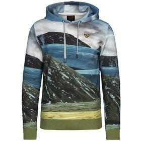 Zip jacket digital printed track s