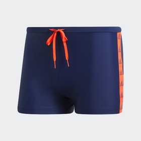 Tapered Boxer-Badehose