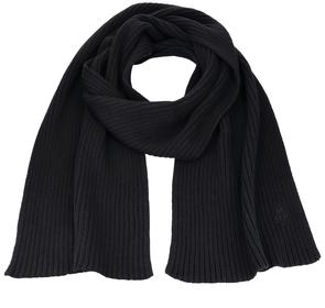 Strick-Schal aus weichem Baumwolle-Kaschmir-Mix