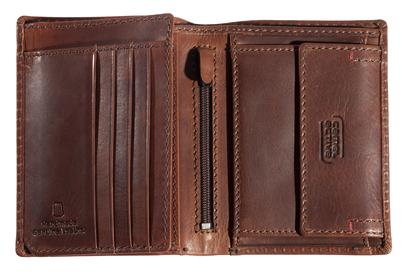 Salamanca Wallet high, brown