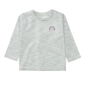 Langarmshirt im Streifen-Design