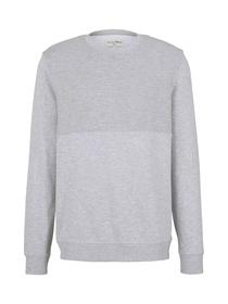 Strukturiertes Sweatshirt