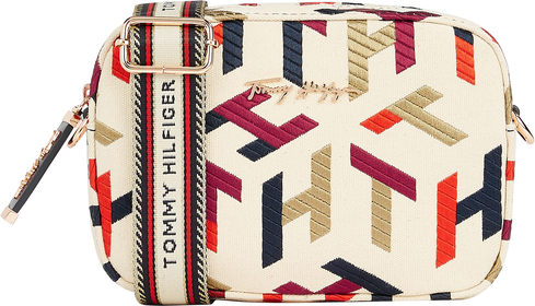 Iconic Tommy Camera Bag Embr.