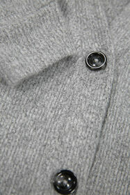 Cardigan mit Knopfverschluss