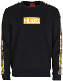 "Sweatshirt ""Dubeshi"" mit Reifenprofil-Logos"
