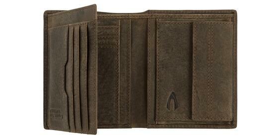Vietnam Wallet, brown