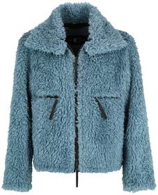 Jacke aus Fake-Fur