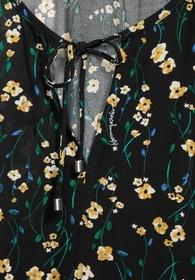 Bluse im Tunika Style