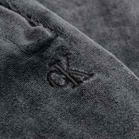Jogginghose aus gewaschenem Samt