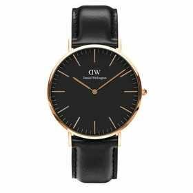 "Uhr ""Classic Black Sheffield DW00100127"""