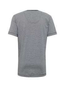 Gestreiftes Pyjama T-Shirt