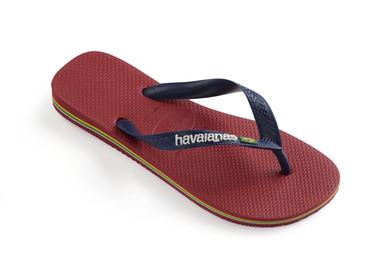 """Flip Flops """"Brasil Logo"""""""