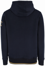 Hoodie aus Bio-Baumwolle Econyl® & Winter Fleece