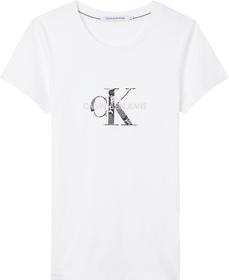 T-Shirt mit Monogramm aus Bio-Baumwolle