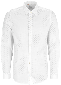 Langarmhemd aus hochwertigem Organic Cotton