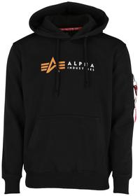 Hoodie mit Alpha Logo