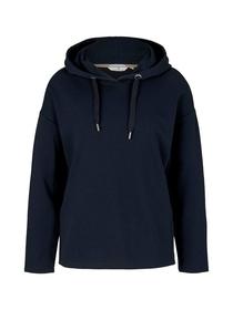 Sweatshirt hooded