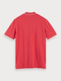 Poloshirt aus Bio-Baumwoll-Piqué