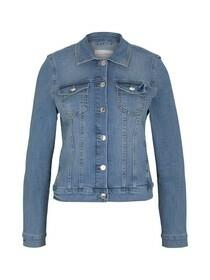 easy denim jacket