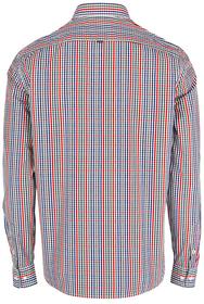 Langarmhemd aus Baumwolle