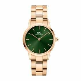 "Uhr ""Iconic Emerald Green DW00100421"""