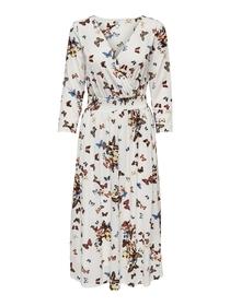 ONLNEW PELLA 3/4 AOP DRESS JRS