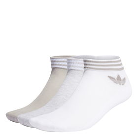 """Socken """"Trefoil Ankle Socken"""", 3 Paar"""