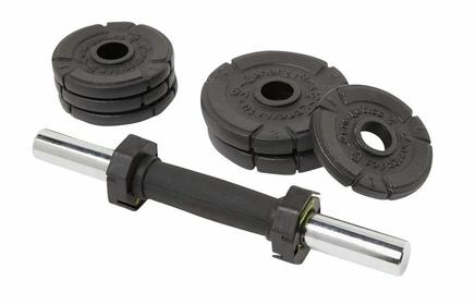 Kurzhantel-Set 10kg (30mm) Screw